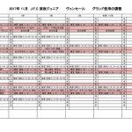 《ジュニア》2017グランド調整表(11月)のサムネイル